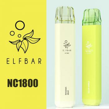 Elf Bar NC1800