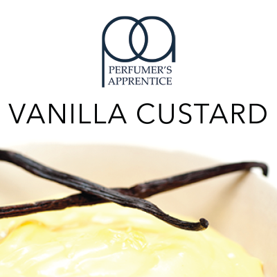 Ароматизатор TPA Vanilla custard (Ванильный крем)