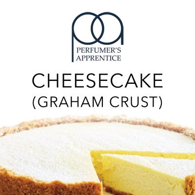 Ароматизатор TPA Cheesecake (graham crust) (Чизкейк)