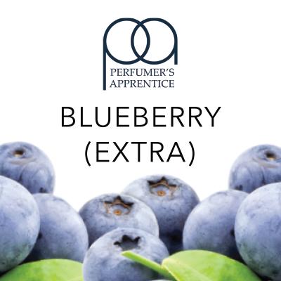 Ароматизатор TPA Blueberry (extra) (Спелая черника)