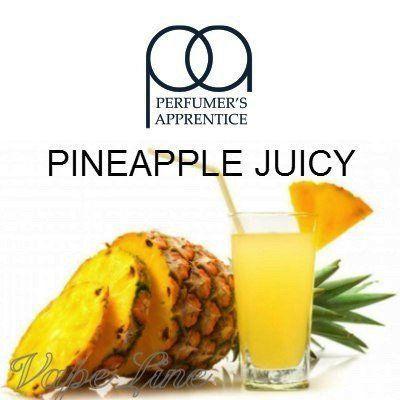 Ароматизатор TPA Pineapple Juicy (Ананасовый сок)