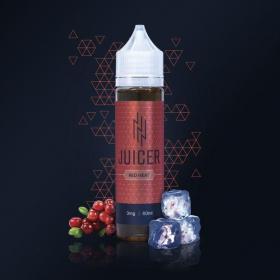 Жидкость Juicer Red Heat, 60 мл