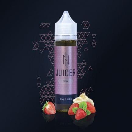 Жидкость Juicer Yogi, 60 мл