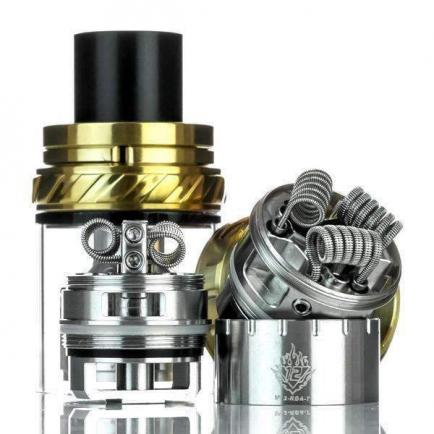 Атомайзер Smok TFV12 RBA Cloud Beast King (Original) - 5