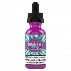 Жидкость Dinner Lady Salt Blackberry Crumble, 30 мл