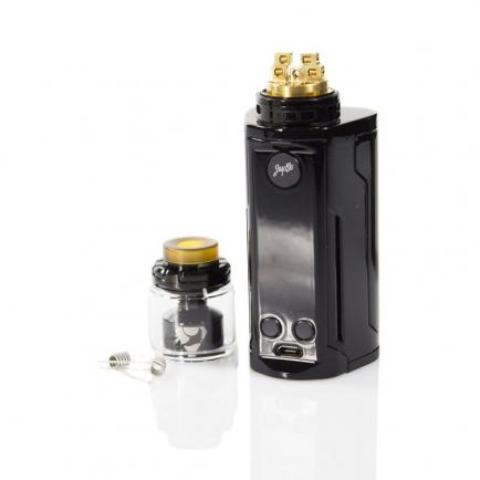 Стартовый набор Wismec Reuleaux RX GEN3 Dual with Advken Manta Resin RTA (Original) - 3