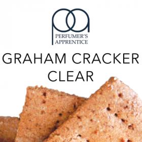 Ароматизатор TPA Graham Cracker (clear) (Крекер чистый)