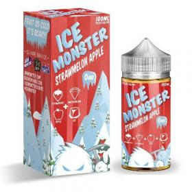 Жидкость Ice Monster Strawmelon Apple, 100 мл