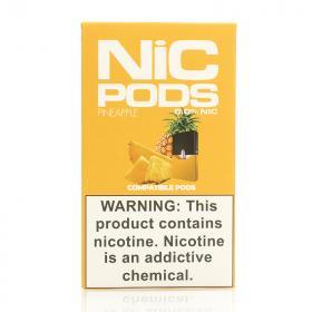 Испаритель одноразовый Nic Pods Cartridge Pineapple (Original)