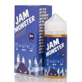 Жидкость Jam Monster Blueberry, 100 мл
