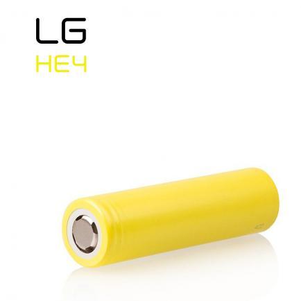 Аккумулятор LG 18650 2500mah HE4 (20A) (Original)