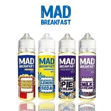 Набор жидкостей Mad Breakfast (60 мл * 4 шт)