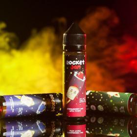 Жидкость Rocket Jam Strawberry Jam with Toast, 60 мл
