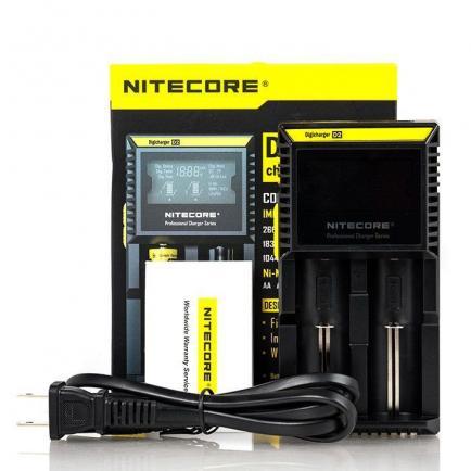 Зарядное устройство Nitecore D2 (Original) 2 слота - 6