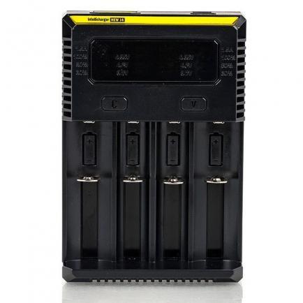Зарядное устройство Nitecore New i4 intelligent charger (Original) 4 слота - 2