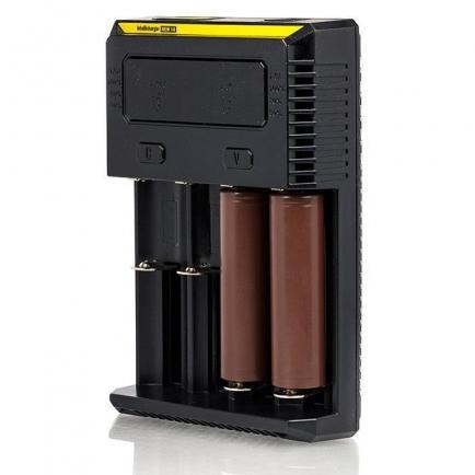 Зарядное устройство Nitecore New i4 intelligent charger (Original) 4 слота - 1