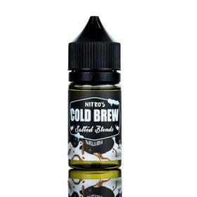 Жидкость Nitro's Cold Brew Vanilla Bean, 30 мл