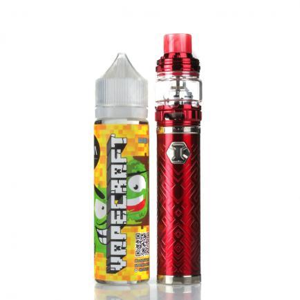 Вместе дешевле Eleaf iJust 3 + жидкость VAPECRAFT, 60 мл (Original) - 4