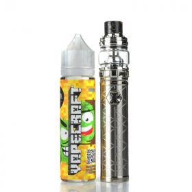 Вместе дешевле Eleaf iJust 3 + жидкость VAPECRAFT, 60 мл (Original)