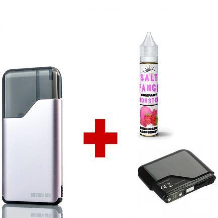 Вместе дешевле Suorin Air + картридж + жидкость Fancy Monster, 30 мл (Original) - 2