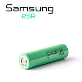 Аккумулятор Samsung 18650 2500mAh INR 25R (20A) (Original)