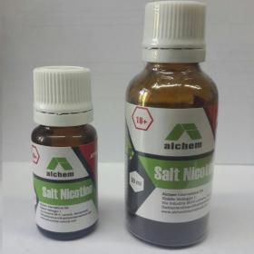 Солевой никотин для вейпа Alchem (Швейцария)