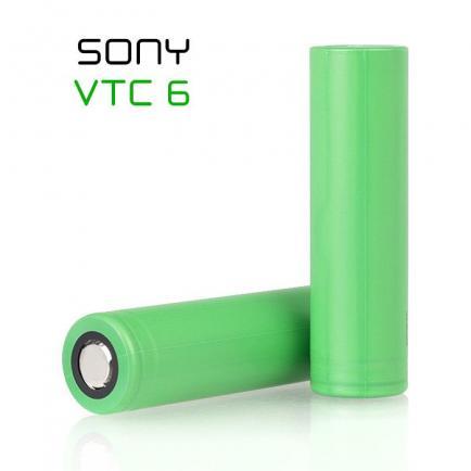 Аккумулятор Sony US18650 VTC6 (Original) - 1