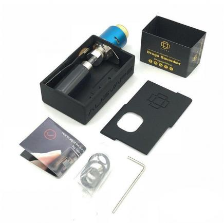 Стартовый набор Augvape Druga Squonk Kit (Original) - 4