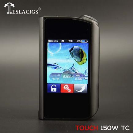 Бокс мод Tesla Touch 150W (Original) - 3