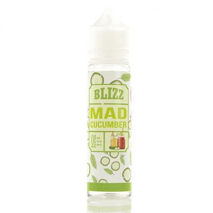 Жидкость Blizz Mad Cucumber, 60 мл