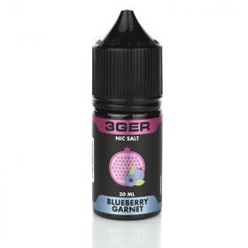 Жидкость 3Ger Salt Blueberry Garnet, 30 мл