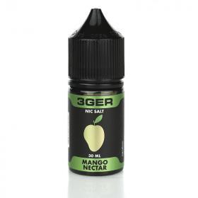 Жидкость 3Ger Salt Mango Nectar, 30 мл