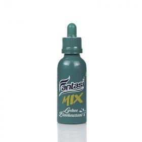 Жидкость Fantasi Mix Lychee Blackcurrant, 65 мл