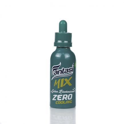 Жидкость Fantasi Mix Lychee Blackcurrant Zero Cooling, 65 мл