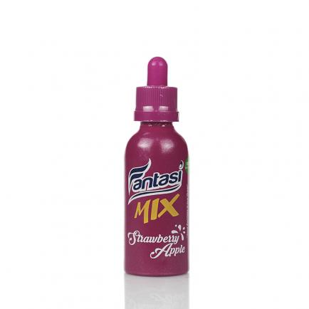 Жидкость Fantasi Mix Strawberry Apple, 65 мл