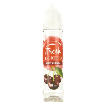 Жидкость Fresh Ruby Cherry, 60 мл