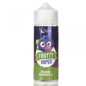 Жидкость Frutty Vapes Bubble Blueberry, 120 мл