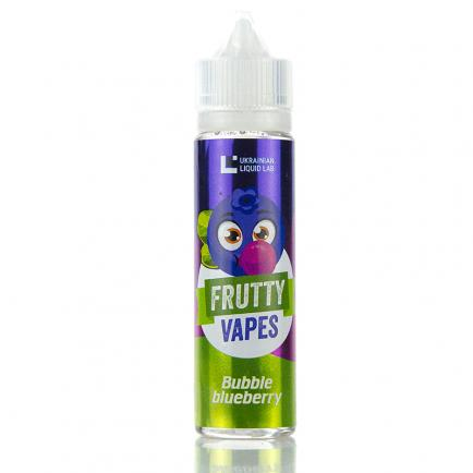 Жидкость Frutty Vapes Bubble Blueberry, 60 мл