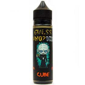 Жидкость Guess Who Cube, 60 мл