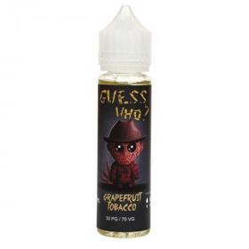 Жидкость Guess Who Grapefruit Tobacco, 60 мл