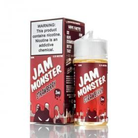 Жидкость Jam Monster Strawberry, 100 мл