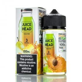Жидкость Juice Head Peach Pear, 100 мл