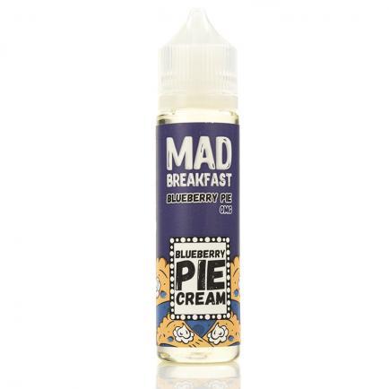 Жидкость Mad Breakfast Blueberry Pie, 60 мл