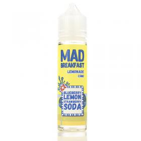 Жидкость Mad Breakfast Ice Lemonade, 60 мл