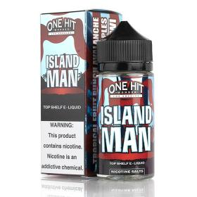 Жидкость One Hit Wonder Island Man, 100 мл